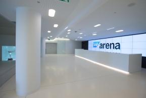 Mannheim: Umbau- und Modernisierungen der SAP Arena erfolgreich abgeschlossen