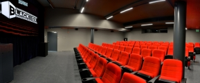 Germering: Neue Location – BlackBox in der Stadthalle Germering