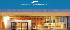 Zell am See: Ferry Porsche Congress Center – ein Haus, eine App!
