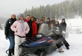 Enzlösterle-Poppeltal: Abenteuerlichen Rallye & Weihnachts-Winterolympiade