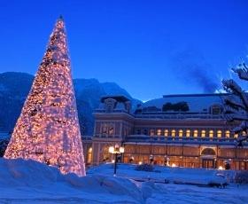 Bad Ischl: Majestätischer Glanz für stilvolle Weihnachtsfeiern