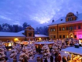 Salzburg: Ihre Weihnachtsfeier inmitten des Hellbrunner Adventzaubers