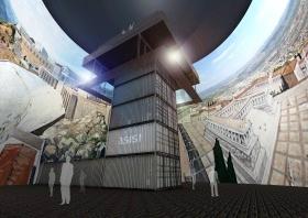 Berlin: Eventen vorm Panorama der antiken Metropole Pergamon
