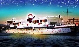 """""""MS Santa Claus"""" jetzt als Weihnachtslocation buchbar!"""