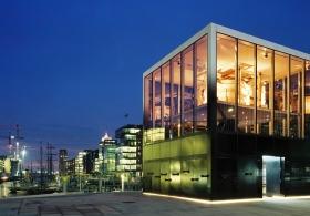 Hamburg: Weihnachten im Elbphilharmonie Pavillon