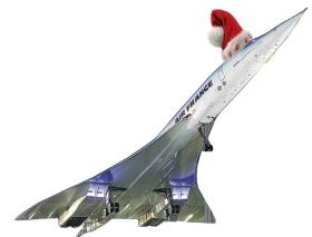 Sinsheim: Mit der Concorde in den Weihnachtsevent
