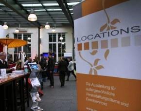 Messe LOCATIONS Rhein-Main – am 5.11. in der Fraport Arena Frankfurt