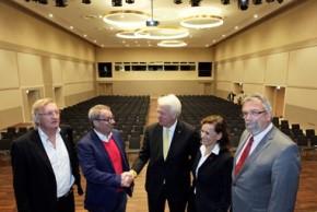 Dortmund: Kongresszentrum Westfalenhallen – attraktives Ambiente und maximale Flexibilität