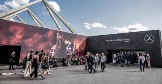 Losberger goes Fashion Week