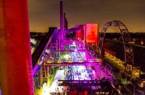 Essen: Wintersport auf dem UNESCO-Welterbe Zollverein