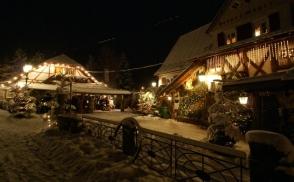 Enzklösterle: Poppeltaler-Waldweihnacht – in einer 300 Jahre alten Schwarzwald-Mühle