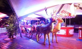 Nürnberg: Ihr etwas anderer Weihnachtsevent im PARKS Nürnberg