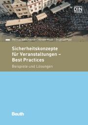Neuerscheinung: Sicherheitskonzepte für Veranstaltungen – Best Practices