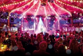 Berlin: Festliche Zelte – Weihnachtsfeiern oder Neujahrsempfänge in Berlin