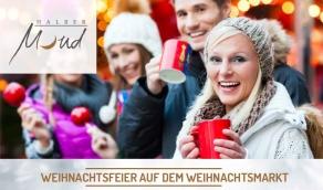 Heppenheim: Ihre Weihnachtsfeier auf dem Weihnachtsmarkt