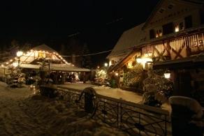 Enzklösterle: Weihnachtsfeier in 300 Jahre alter Schwarzwald-Mühle