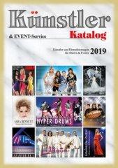 Künstler-Katalog 2019 jetzt bestellen!