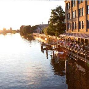 Berlin: Drei Spreeterrassen für Events mit herrlichen Aussichten