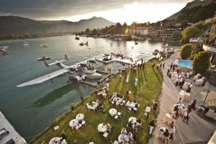 """St. Wolfgang: """"Life's a Beach"""" – im Eventhotel am Wolfgangsee"""