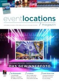 """Die Gewinner des Fotowettbewerbs """"Faszination EVENTLOCATIONS"""" …"""