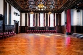 Berlin: Get together im Meistersaal am Potsdamer Platz
