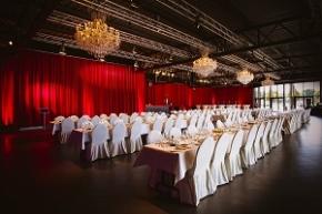 Potsdam: Vielseitig und flexibel – die Metropolis-Halle im Filmpark Babelsberg