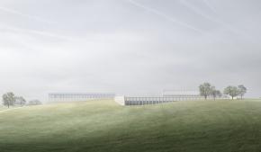Künzelsau: CARMEN WÜRTH FORUM in Künzelsau wird vollendet