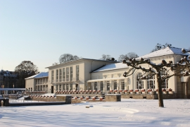 Bad Nauheim: Kreative Weihnachtsfeier-Arrangements in exklusivem Ambiente
