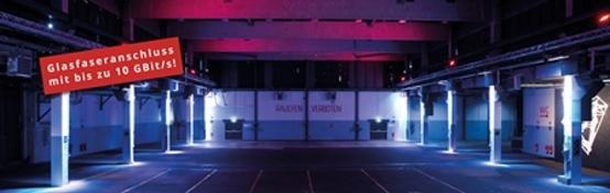 Bremen: Hafenflair mit High-End-Glasfaseranschluss