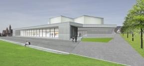 Gunzenhausen: Wiedereröffnung der Stadthalle Gunzenhausen im Sommer 2019