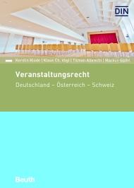 Veranstaltungsrecht in Deutschland, Österreich und der Schweiz