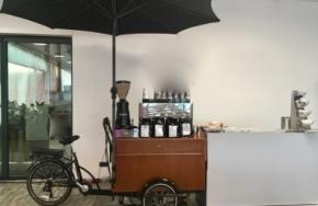 Espresso-Bike – Kaffeegenuss für In- und Outdoor Einsätze