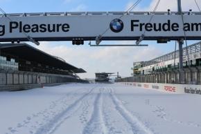 Nürburg : Weihnachtsfeiern an der legendärsten Rennstrecke der Welt