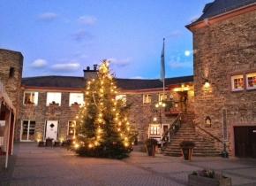 St. Goar: Die Magie des Winters – Weihnachtsfeiern auf Schloss Rheinfels