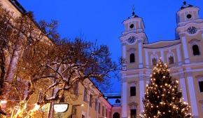 Romantische Adventszeit in Goldegg, Werfenweng und Mondsee