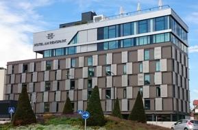 Schwäbisch Gmünd: Neues Business-Hotel direkt am CCS eröffnet