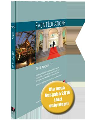 Top Eventlocations in Deutschland und Österreich