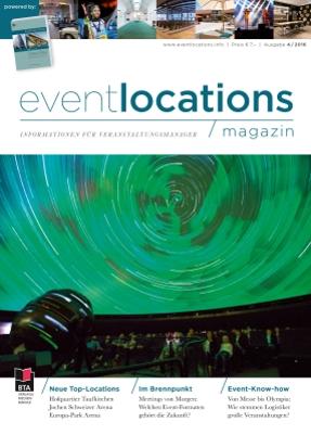 Eventlocations Magazin - Infos für Veranstaltungsmanager