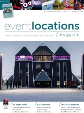 Eventlocations Magazin - Top Infos für Veranstaltungsmanager