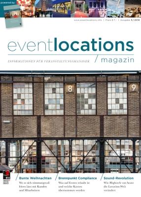 Eventlocations Magazin - Interessante Infos für Veranstaltungsmanager