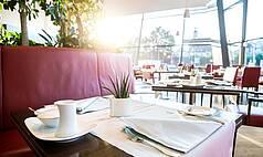 Neckarsulm: Audi Forum Neckarsulm - Restaurant Nuvolari