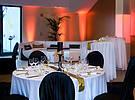 Ballsaal Süd - Dinner an runden Tischen