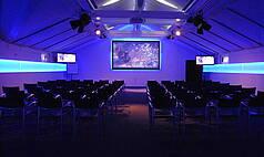 St. Wolfgang scalaria media suite -  beeindruckende Eventhalle in Österreich