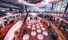 Neckarsulm: Audi Forum Neckarsulm