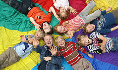 Proki Kinderevents - Unsere Lieblingsfarbe ist bunt!