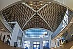 - Foyer mit eindrucksvoller Empfangssituation bis 750 Pax
