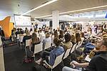 Auch auf der LOCATIONS Region Stuttgart fand die Möglichkeit der beruflichen Weiterbildung großen Anklang - viele Besucher nahmen am kostenlosen Vortragsprogramm mit ausgewählten Referenten teil.