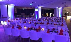 Regensburg: Jahnstadion Regensburg - Veranstaltung im Businessclub II