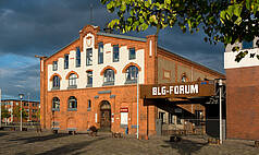 Bremen ENERGIELEITZENTRALE - BLG-FORUM & GENERATORENHALLE Energieleitzentrale