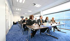 Mannheim SAP Arena Meetingraum